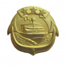 US Navy Officer Small Craft Badge