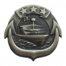 US Navy Enlisted Man Small Craft Badge