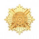 Ostvolk Medal 1st Class in Gold with Swords