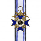 Bavarian Order of Military Merit With Swords - 3rd Class