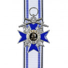 Bavarian Order of Military Merit With Swords - 4th Class