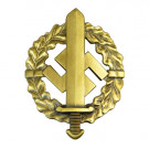 S.A. Sports Badge in Bronze