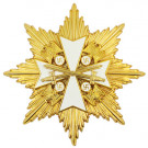 Grand Cross of the Order of the German Eagle in Gold with Star & Swords