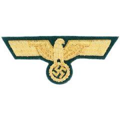 German Army General's Gold Bullion Breast Eagle
