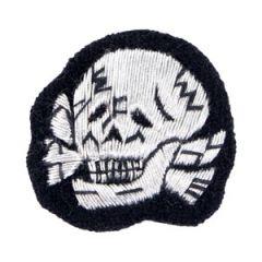 SS Officer Bullion Cap Skull - Type 2