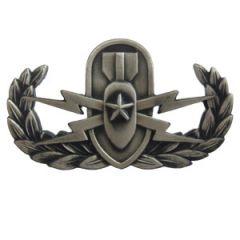 US Army Explosive Ordinance Disposal Qualification Badge - Senior