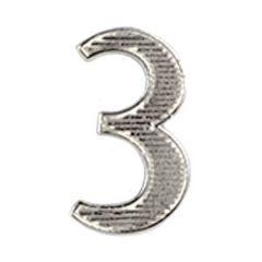 No. 3 Metal Cypher - Silver
