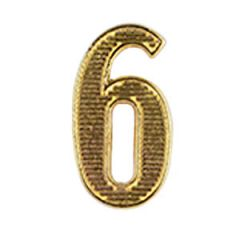 No. 6 or No. 9 Metal Cypher - Gold