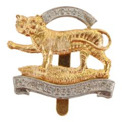 Royal Leicestershire Regiment Cap Badge
