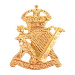 Royal Ulster Rifles Cap Badge
