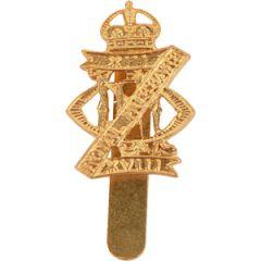 13th/18thRoyalHussars Cap Badge