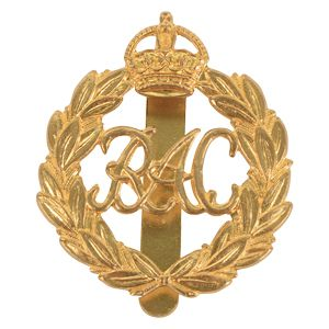 Royal Armoured Corps Cap Badge (1st Type)