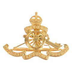 Royal Artillery Cadet Cap Badge