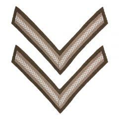 WW2 British Lance Corporal Rank Stripes