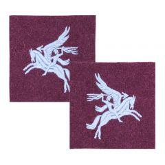 British WW2 Pegasus Patches