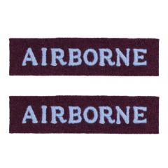 British Airborne Shoulder Titles