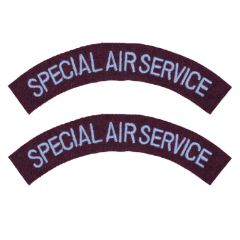 Special Air Service Shoulder Titles