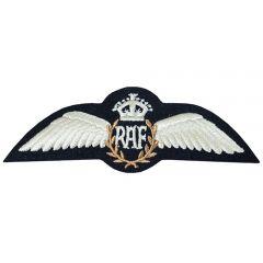 WW2 Royal Air Force Pilot Wings