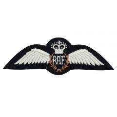 Modern Royal Air Force Pilot Wings
