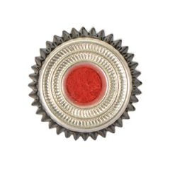 Tricolour Visor Cap Cockade