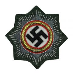 War Order of the German Cross in Gold - Cloth Army Issue