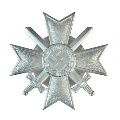 War Merit Cross 1st Class with Swords - Screwback