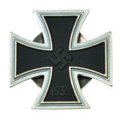 1939 Iron Cross 1st Class Screwback