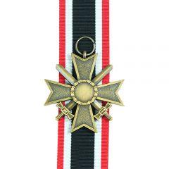 1957 War Merit Cross 2nd Class with Swords