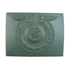 Waffen SS EM Green Belt Buckle