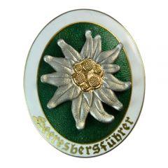 Heeresbergfuhrer Edelweiss Breast Badge