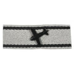Aircraft Destruction Badge - Silver