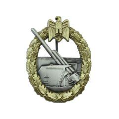 Kriegsmarine Coastal Artillery Badge