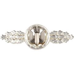 1957 Luftwaffe Bomber Clasp - Silver