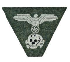 M43 Cap Eagle/Skull - Field Grey