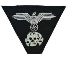 M43 Cap Eagle/Skull - Black