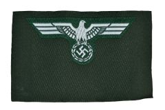Army EM BEVO Cap Eagle - On Dark Green