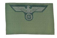 Army EM Field Grey BEVO Cap Eagle