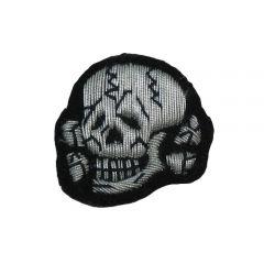 SS Officer Cap Skull