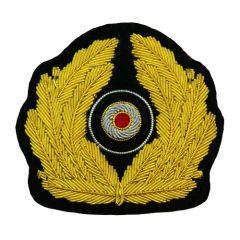 Kriegsmarine Visor Cap Wreath and Cockade