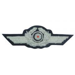 Luftwaffe Officers Visor Cap Wreath and Cockade