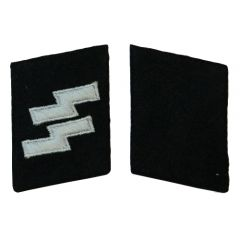 SS Enlisted Man Collar tabs