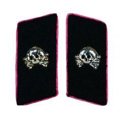 Panzer EM Collar Tabs