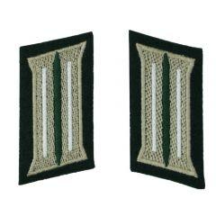 Infantry Mounted EM Collar Tabs