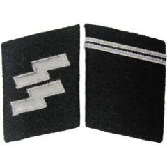 SS Sturmmann Collar Tabs
