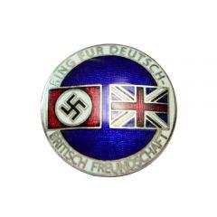 German-British Friendship Badge