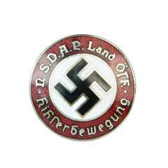 NSDAP Austrian Hitler Movement Pin Badge