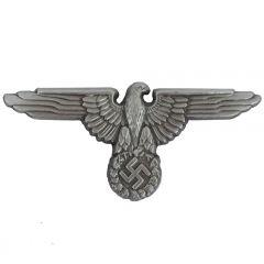 Waffen SS Cap Eagle - Antique Effect
