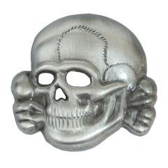 Waffen SS Cap Skull - Antique Effect