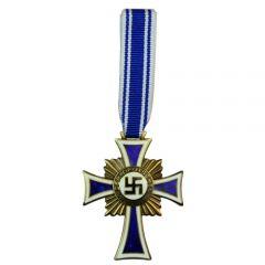 Mother's Cross in Bronze - 2nd Pattern
