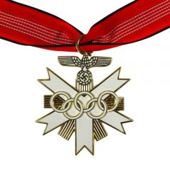 Olympic Games Medal Decoration 2nd Class